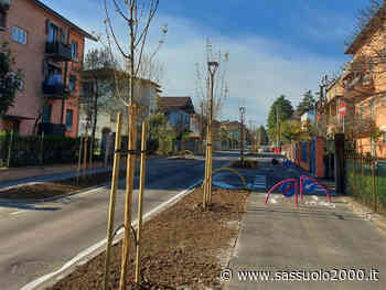 Conclusi i lavori in via Matteotti a Cavriago - sassuolo2000.it - SASSUOLO NOTIZIE - SASSUOLO 2000