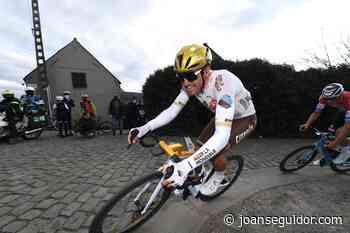 El Tour de Flandes sigue faltando en el palmarés de Van Avermaet - JoanSeguidor