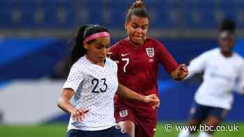 France 3-1 England: Lionesses beaten in friendly