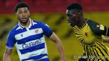 Watford 2-0 Reading: Ismaila Sarr double gives promotion chasers victory