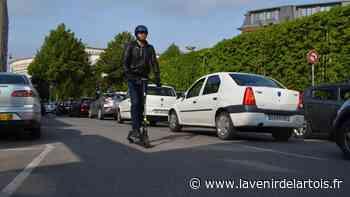 Mobilité : À Arras, le réseau de bus se lance dans la trottinette - L'Avenir de l'Artois