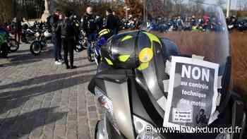 La « manif » des motards annoncée à Arras ce samedi est décalée, seul le départ vers Lille est maintenu - La Voix du Nord