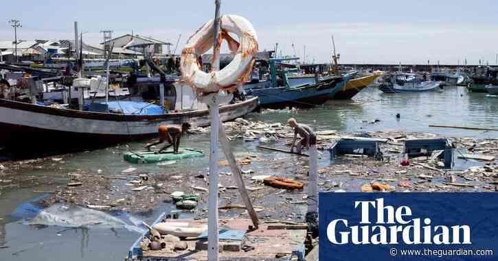 Cyclone Seroja aftermath: 'I prayed and prayed in the dark'
