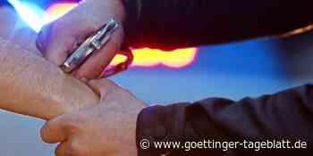 Einsatz wegen Ruhestörung in Bovenden: Polizei findet Drogen und Waffen - Göttinger Tageblatt