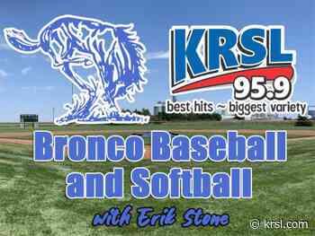 Makeup Dates for Baseball and Softball vs. Ellsworth Announced - KRSL