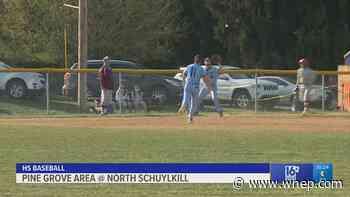 North Schuylkill hosts Pine Grove Area in HS baseball and softball. - WNEP Scranton/Wilkes-Barre