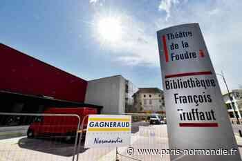 EN IMAGES. Au Petit-Quevilly, le théâtre de la Foudre fait peau neuve et s'ouvre sur la ville - Paris-Normandie