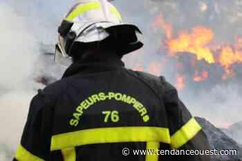 Violent incendie dans une entreprise de peinture - Tendance Ouest