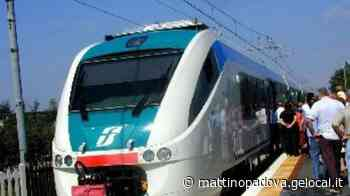Ventenne suicida sotto il treno a Trebaseleghe - Il Mattino di Padova