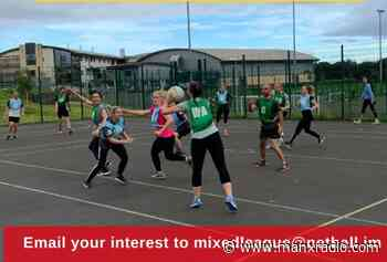 Netball: Entries open for MNA Mixed Business League - Manx Radio