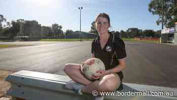 Wangaratta's Chaye Crimmins still awaiting Ovens and Murray netball return - The Border Mail