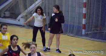 Sports Netball develops its youngsters. 8th April 2021 - Gibraltar Chronicle