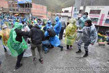 Afines a Armin Lluta amenazan con quemar casas en Kalajahuira - Periódico Bolivia