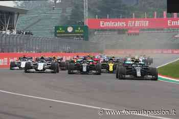 GP Emilia Romagna 2021: programma, circuito, orari Sky e TV8 - FormulaPassion.it