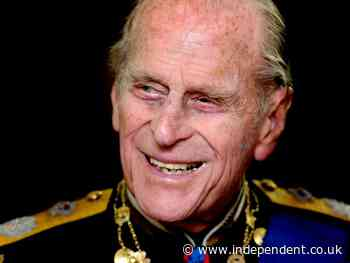 Prince Philip death: Gun salutes across UK at midday