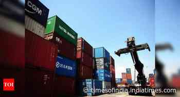 Exports swell to $6.8 billion in April first week
