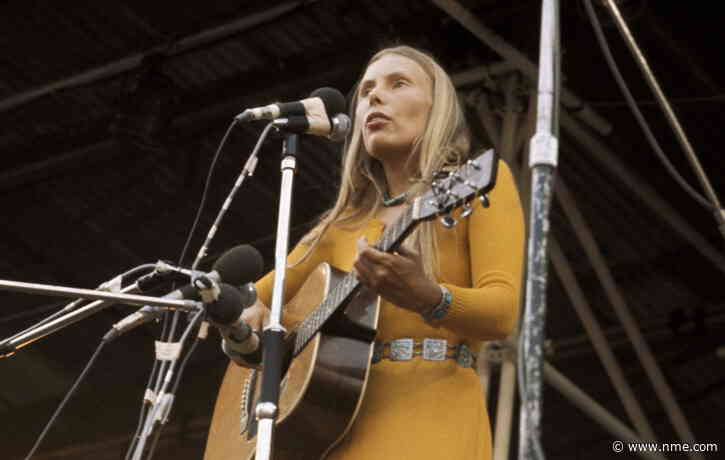 Joni Mitchell shares remastered version of 'A Case Of You' to announce new box set