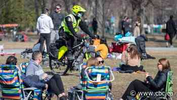 Earlier curfew hits Montreal's usual springtime joy. Will it even work?
