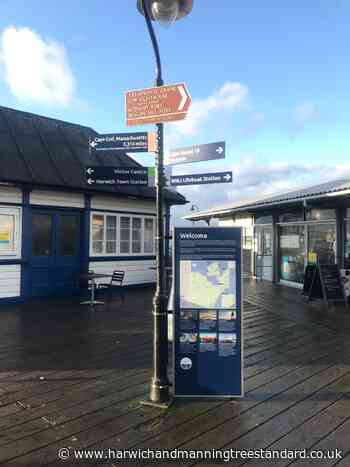 Ha'Penny pier visiting leisure vessels rules changed - Harwich and Manningtree Standard