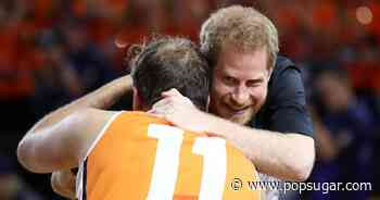 40 Prince Harry Photos That Show How Meaningful the Invictus Games Are to Him - POPSUGAR