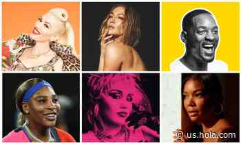Watch the 10 Best Celebrity TikToks of the week: Gwen Stefani, Serena Williams, JLo and more - HOLA USA