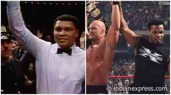 From Muhammad Ali to Mike Tyson: 10 best celebrity appearances at Wrestlemania - The Indian Express