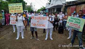 En pandemia se disputan a usuarios de la salud en San Bernardo del Viento - Caracol Radio
