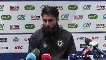 Roye : « Les tirs au but, c'est cruel » - L'Équipe.fr