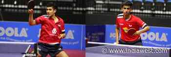 Indian American Table Tennis Stars Kanak Jha, Nikhil Kumar Qualify for Tokyo Olympics - India West