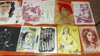 """""""Quei disegni trovati al mercatino sono il tesoro di Angelo Turin"""" - Il Giorno"""