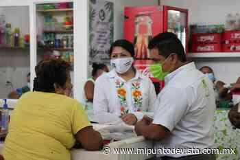 En Tixkokob, ciudadanos demandan servicios públicos de calidad - www.mipuntodevista.com.mx