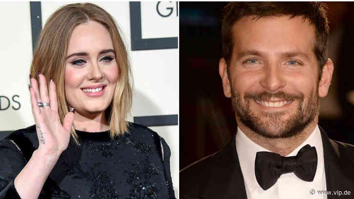 Heißes Liebesgerücht: Datet Superstar Adele jetzt etwa Bradley Cooper? - VIP.de, Star News