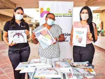 Entregan primer suministro de textos escolares elaborados exclusivamente para estudiantes de Hatonuevo - La Guajira Hoy.com