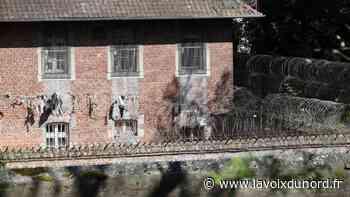 Arras : nouvelles projections de colis à la prison, quatre arrestations après délit de fuite - La Voix du Nord
