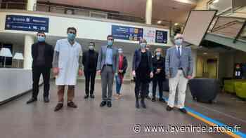 Arras: Comment hôpital public et hôpital privé font face au Covid - L'Avenir de l'Artois