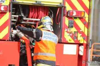 Près d'Arras, les pompiers interviennent pour un cours d'eau pollué au fioul - actu.fr