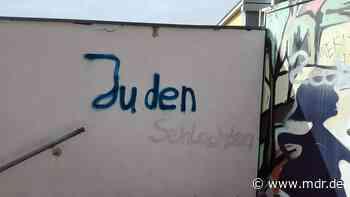 Rassistische und antisemitische Schmierereien in Wurzen | MDR.DE - MDR