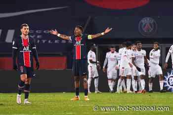 PSG : un joueur dans le viseur de Nice