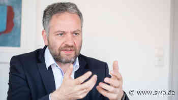 Wahl in Uhingen: Amtsinhaber Wittlinger strebt Verlängerung an - SWP