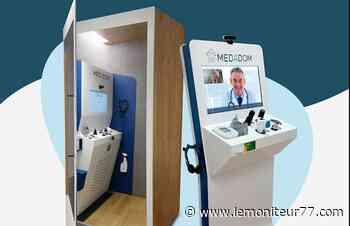Combs-la-Ville : la résidence Domitys opte pour la téléconsultation médicale - Le Moniteur de Seine-et-Marne