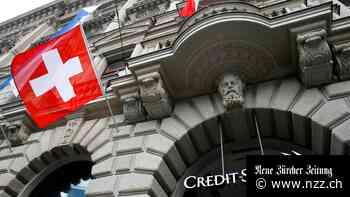 Die Credit Suisse erhält Post vom US-Senat
