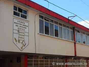 Colegio Nuestra Señora del Rosario de Belén de Umbría cumple con las medidas de bioseguridad - El Diario de Otún