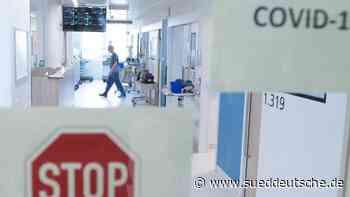 """Krankenhausgesellschaft: Ohne """"Notbremse"""" bald an der Grenze - Süddeutsche Zeitung"""
