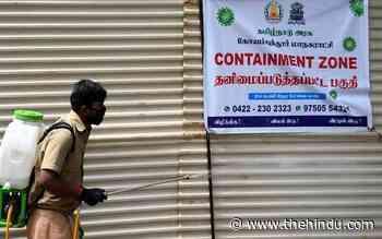 Coronavirus   Migrant workers fear another lockdown - The Hindu