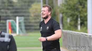 TSV Bargteheide: Kevin Bothstede bleibt Coach des Fußball-Verbandsligisten | shz.de - shz.de