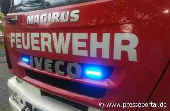 FW Grefrath: Sirenenalarm, Dachstuhlbrand - Presseportal.de