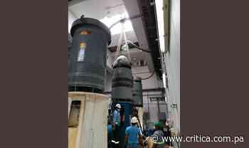 Reemplazan motor dañado en la potabilizadora de Chilibre - Crítica Panamá