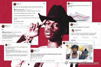 How Lil Nas X Flipped Conservatives' Culture-War Playbook - POLITICO