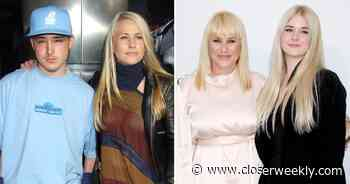 Devoted Mama! Meet Patricia Arquette's Children Enzo and Harlow - Closer Weekly