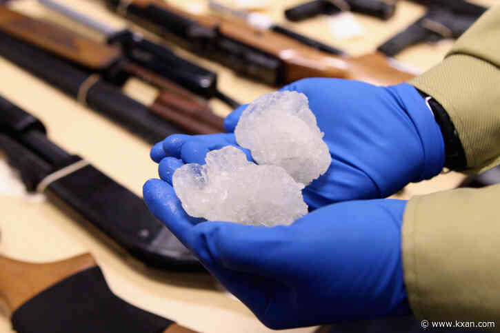 21 arrested, accused of trafficking meth in Texas